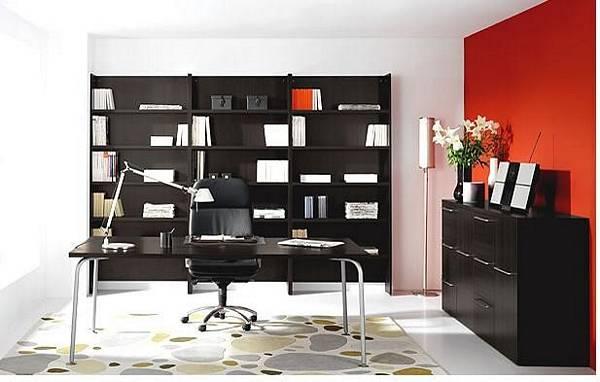 Dise o y decoraci n de oficinas y estudios nicole design - Estudios de diseno de interiores ...