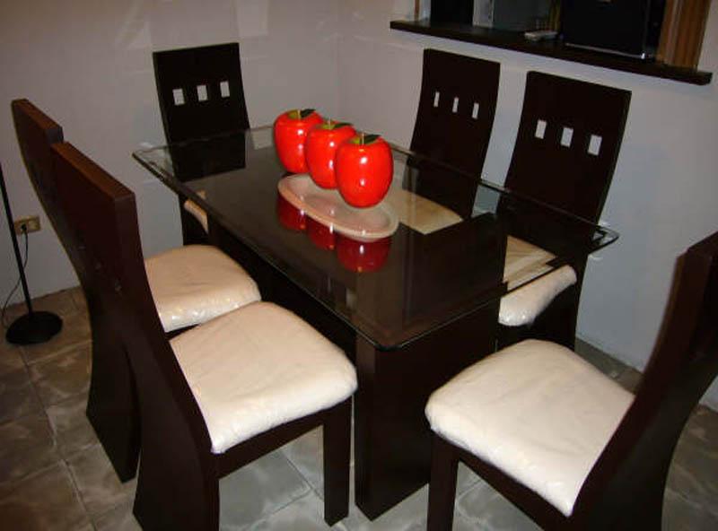 Dise o y decoraci n de comedores nicole design for Disenos de comedores de madera
